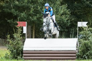 Gini ten Hunsel, Eventing Waregem 2016 ©eventingphoto.com