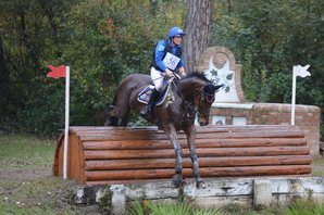 Lady Brown, Eventing Ravenna 2016