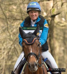 Li Sii, eventing Overpelt 2017 ©Wouters Louie